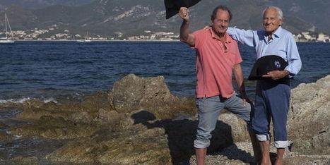 Jean d'Ormesson : la Corse, paradis pour Immortels, par Ariane Chemin | lemonde.fr | TdF  |   Culture & Société | Scoop.it