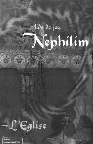 Nephilim : la place de l'église dans le jeu occulte contemporain | Jeux de Rôle | Scoop.it