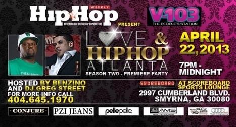 LoveAndHipHop premiere Party @ScoreboardSportsBarATL   GetAtMe   Scoop.it