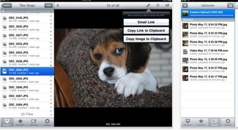 Dropbox se actualiza para iPhone e iPad con interesantes mejoras @raymarq | IPAD, un nuevo concepto socio-educativo! | Scoop.it