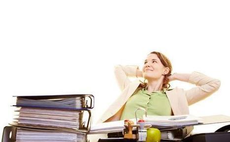 Un bureau mal rangé donne des idées - 20minutes.fr | Le meilleur de vous | Scoop.it