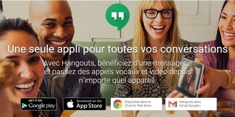 Le Top 5 des fonctionnalités Google+ | INFORMATIQUE 2015 | Scoop.it