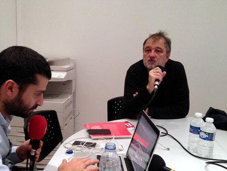 Rencontre avec Denis Robert: Dans les coulisses du journalisme 2.0   Les médias face à leur destin   Scoop.it