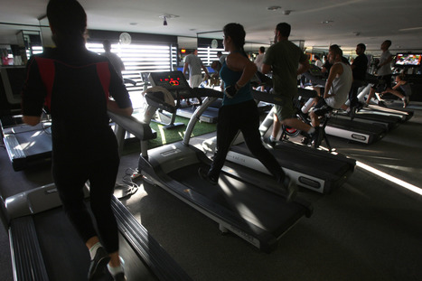 CDC: 80 Percent Of Americans Don't Exercise Enough - CBS Atlanta | It's Show Prep for Radio | Scoop.it