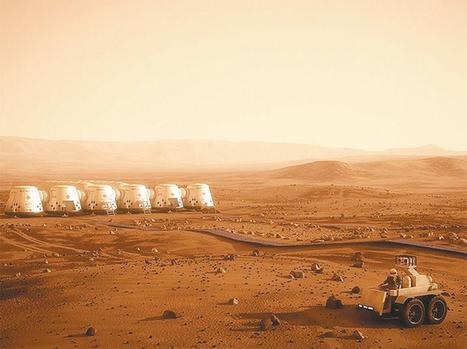 Compañía busca voluntarios para la colonización de Marte | historia de la tecnologia (pasado-presente-futuro). | Scoop.it