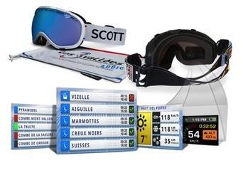 3 Vallées : Les infos du domaine en direct depuis votre masque | Stations de ski en Savoie | Scoop.it