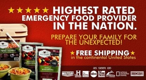 Emergency Food Supply & Survival Kits – Wholesale | Emergency Food Supplies | Scoop.it