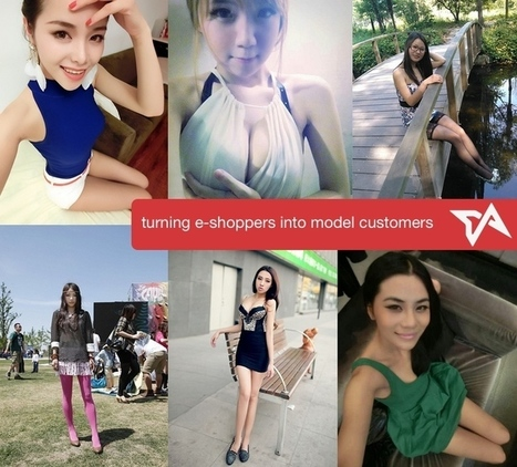 How one Chinese e-shopping site turns its users into models | Fashionitis | Scoop.it