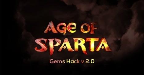 Age Of Sparta Gems Hack v 2.0 - CheatsGo! | CheatsGo Hacks and Cheats | Scoop.it