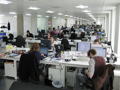 We Feel More Stressed Out And Less Productive Working In Open-Plan Offices | Life @ Work | Scoop.it