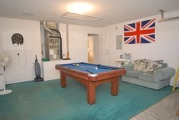 Games room with pool and darts   Our Florida House   Scoop.it