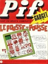 Pif-Collection - Tout l'univers de Pif sur le web - n°235 - Le pousse-pousse   UnPeuDeToutNet   Scoop.it