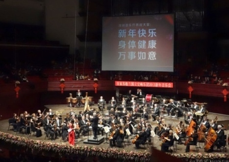 Scottish melodies of RSNO well received on Chinese new year tour | Culture Scotland | Scoop.it