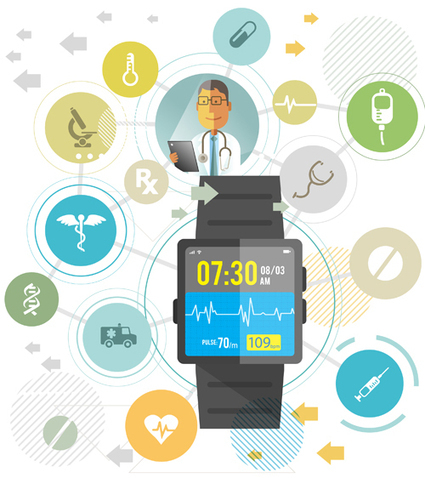 What Could be the Next Frontier in Wearables? | Digital Health | Scoop.it