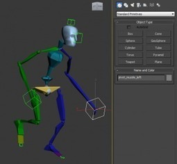 Export Characters to Sprites with 3ds Max – BJÖRN ACKER | Interactive Media | Everything about Flash | Scoop.it