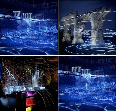 DIY stereo viewer allows you to visualize lightpainting in 3D | Science and Space | Scoop.it