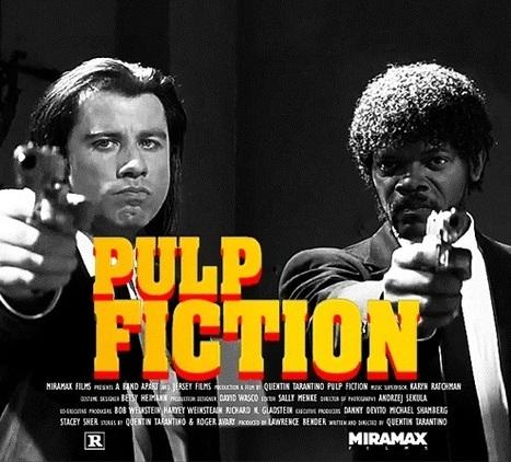 Des affiches de films cultes prennent vie en gifs | Cinéma | Scoop.it