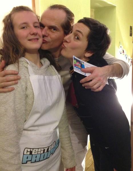 Fanny et ses hôtes   Visite complice 3 : dimanche 24 février 2013 (17h)   Scoop.it