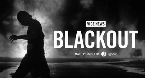 Vice teams with Alphabet incubator Jigsaw on doc series 'Blackout' | BroadbandPolicy | Scoop.it