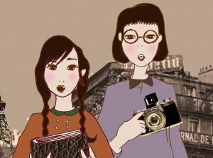 «L'album de Rachel et Hannah» : l'histoire de 2 soeurs juives pendant l'Occupation | Didactique du Français Langue Étrangère | Scoop.it