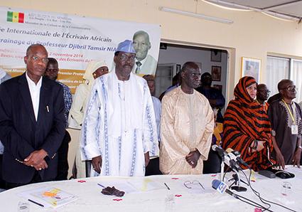 Journée internationale de l'écrivain africain : Les lettres retrouvent leurs noblesses | Le Quotidien (Sénégal) | CulturePointZero | Scoop.it