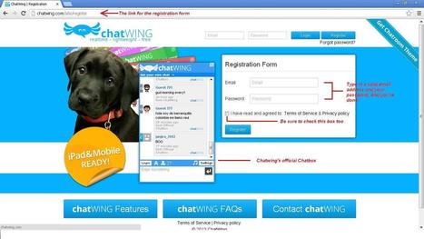 Having Chatwing on Your Site – An Embedding Tutorial   Guest   Scoop.it
