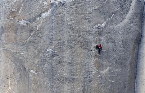 Deux grimpeurs domptent un sommet impossible du Yosemite en escalade libre | Escalade libre | Scoop.it