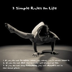 5 Simple Rules To Live By | Life Love & Music | Gems for a Happy Family Life | Scoop.it
