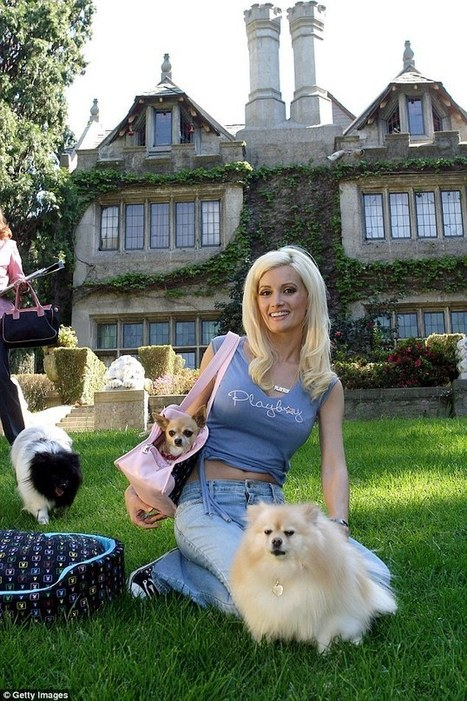 inside the Playboy Mansion: Model says Hef's home is dated and dirty | Xposed | Scoop.it