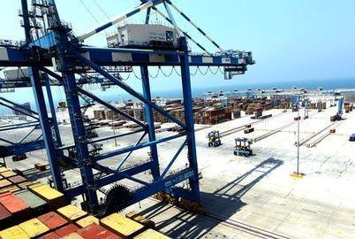 China's Cosco wins concession for new Abu Dhabi shipping hub   dubai logistics   Scoop.it