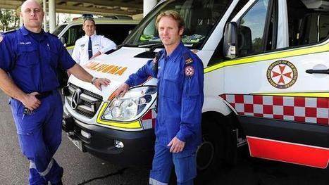Paramedics will get power to refuse to take people to hospital in a bid to crack down on ambulances being used as taxis | Trauma Junkie: OHS Quest 1 | Scoop.it