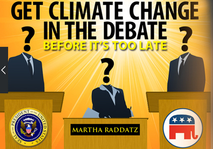 UN Warns of Food Shortages Worldwide, Pres. Candidates Remain Mum on Climate Change | EcoWatch | Scoop.it