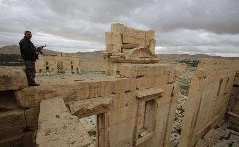 Palmira puede desaparecer en tres meses | Mundo Clásico | Scoop.it