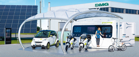 A complete solution for efficient e-mobility. | An Electric World | Scoop.it