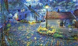Can Google's Deep Dream become an art machine? | Innovation & museums - Innovation & musées | Scoop.it