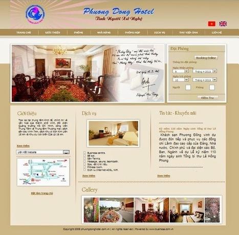 Thiết kế website khách sạn | KDC Mỹ Hạnh Hoàng Gia | Scoop.it