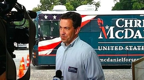 Tea Party urges Chris McDaniel to run as write-in after black Democrats 'steal' primary | Daily Crew | Scoop.it