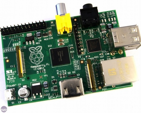 Getting Started With Python on the Raspberry Pi | Technology | Scoop.it