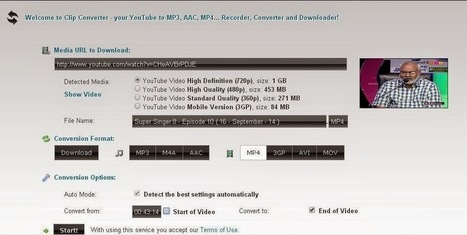 How to download Specific parts of video from Youtube.com | Contenidos digitales | Scoop.it