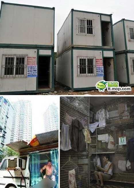 Art: Web Urbanist | Container houses | Scoop.it