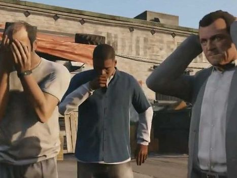 Interview: Crime pays for 'Grand Theft Auto V' actors | Transmedia: Storytelling for the Digital Age | Scoop.it