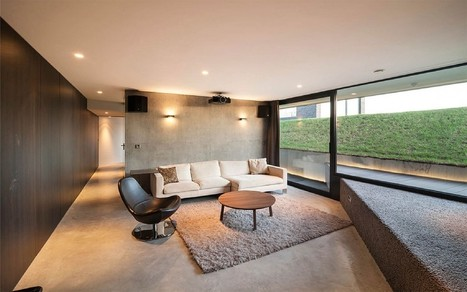Gorgeous Modern Kavel Villa Built on a Diamond Shaped Plot | MINDS OF LUXURY | Scoop.it