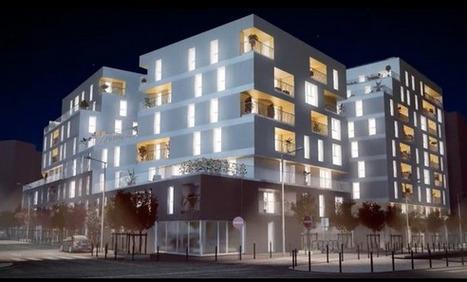 La HackerHouse  : le nouveau Brooklyn de Paris | D'Dline 2020, vecteur du bâtiment durable | Scoop.it