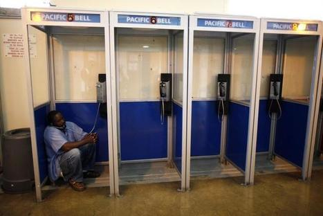 Why American Jails May Drastically Curtail Inmate Phone Calls | SocialAction2015 | Scoop.it