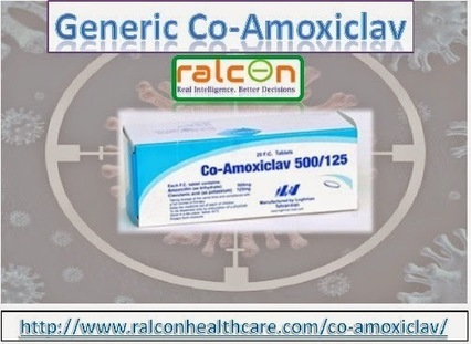 Generic Co-amoxiclav Effective Medicine To Kill Bacteri   Healthcare   Scoop.it