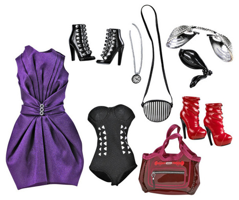 Stardoll by Barbie Accessory Pack 3 - Doll Observers | Fashion Dolls | Scoop.it