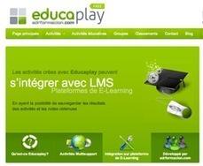 Une plateforme pour créer vos activités pédagogiques | FRENCH and much more... | Scoop.it