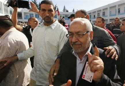 Islamists claim win in Tunisia's Arab Spring vote | Coveting Freedom | Scoop.it