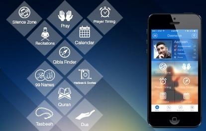 Make Your Smartphone a Muslim Friend | Islamic Apps | Scoop.it
