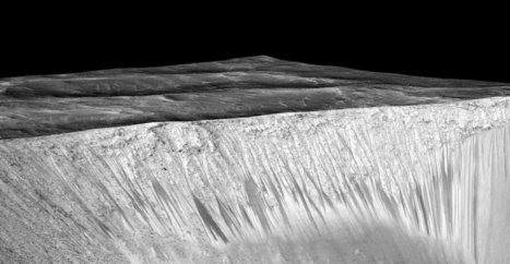 Mars might not hold water after all, study shows | Water and Science | Scoop.it
